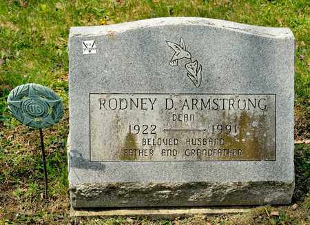 ARMSTRONG, RODNEY D - Richland County, Ohio | RODNEY D ARMSTRONG - Ohio Gravestone Photos