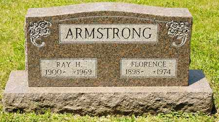 ARMSTRONG, FLORENCE - Richland County, Ohio | FLORENCE ARMSTRONG - Ohio Gravestone Photos