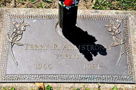 ARMSTRONG, TERRY R - Richland County, Ohio | TERRY R ARMSTRONG - Ohio Gravestone Photos