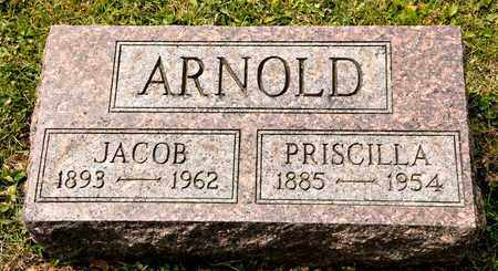 ARNOLD, PRISCILLA - Richland County, Ohio | PRISCILLA ARNOLD - Ohio Gravestone Photos