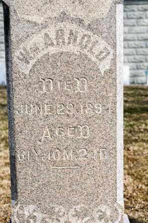 ARNOLD, WILLIAM - Richland County, Ohio | WILLIAM ARNOLD - Ohio Gravestone Photos