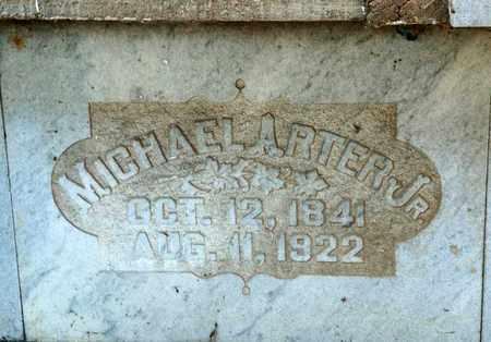ARTER JR, MICHAEL - Richland County, Ohio | MICHAEL ARTER JR - Ohio Gravestone Photos
