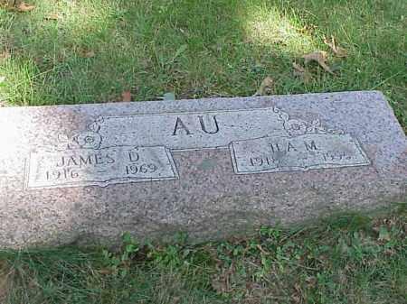 AU, ILA M. - Richland County, Ohio | ILA M. AU - Ohio Gravestone Photos