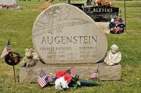 AUGENSTEIN, CHARLES RAYMOND - Richland County, Ohio | CHARLES RAYMOND AUGENSTEIN - Ohio Gravestone Photos