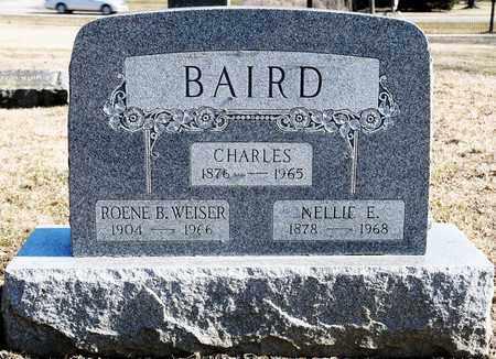 BAIRD, ROENE B - Richland County, Ohio | ROENE B BAIRD - Ohio Gravestone Photos