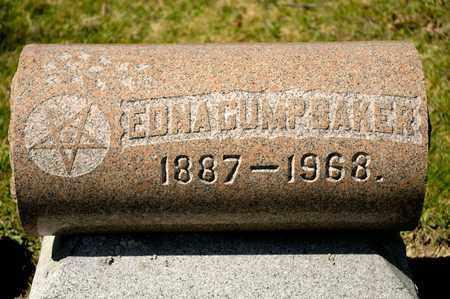 BAKER, EDNA - Richland County, Ohio | EDNA BAKER - Ohio Gravestone Photos
