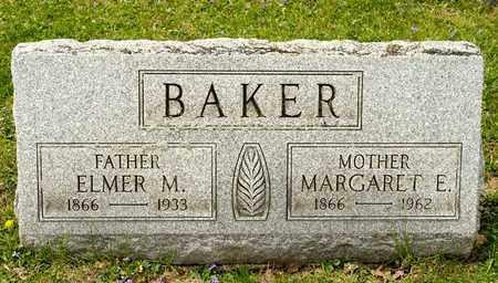 BAKER, ELMER M - Richland County, Ohio | ELMER M BAKER - Ohio Gravestone Photos