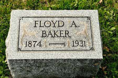 BAKER, FLOYD A - Richland County, Ohio | FLOYD A BAKER - Ohio Gravestone Photos
