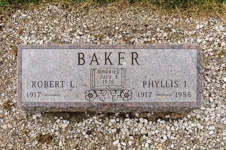 BAKER, PHYLLIS I - Richland County, Ohio   PHYLLIS I BAKER - Ohio Gravestone Photos