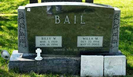 BALL, BILLY W - Richland County, Ohio   BILLY W BALL - Ohio Gravestone Photos