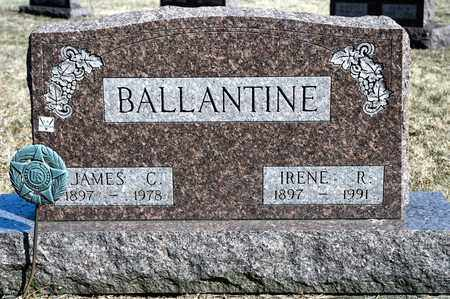 BALLANTINE, JAMES C - Richland County, Ohio | JAMES C BALLANTINE - Ohio Gravestone Photos