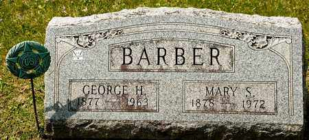 BARBER, GEORGE H - Richland County, Ohio | GEORGE H BARBER - Ohio Gravestone Photos