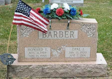 BARBER, OPAL I - Richland County, Ohio | OPAL I BARBER - Ohio Gravestone Photos
