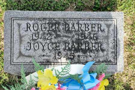 BARBER, JOYCE - Richland County, Ohio   JOYCE BARBER - Ohio Gravestone Photos