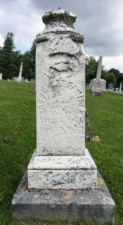 BARGAHISER, JACOB - Richland County, Ohio   JACOB BARGAHISER - Ohio Gravestone Photos