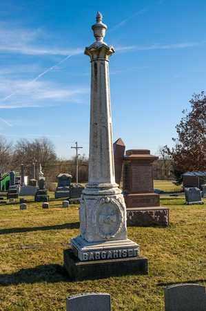 BARGAHISER, LEVI - Richland County, Ohio | LEVI BARGAHISER - Ohio Gravestone Photos