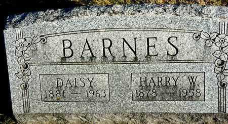 BARNES, DAISY - Richland County, Ohio | DAISY BARNES - Ohio Gravestone Photos