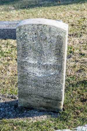 BARNETT, JOSEPH ATWELL - Richland County, Ohio | JOSEPH ATWELL BARNETT - Ohio Gravestone Photos