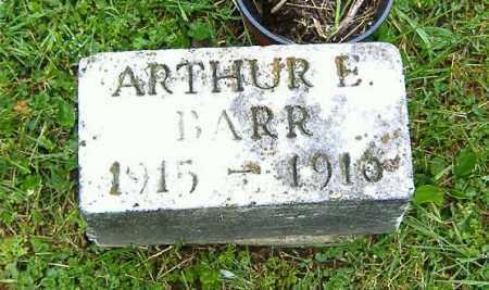 BARR, ARTHUR E. - Richland County, Ohio   ARTHUR E. BARR - Ohio Gravestone Photos