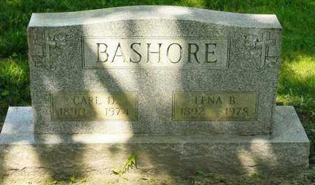 BASHORE, CARL D - Richland County, Ohio | CARL D BASHORE - Ohio Gravestone Photos