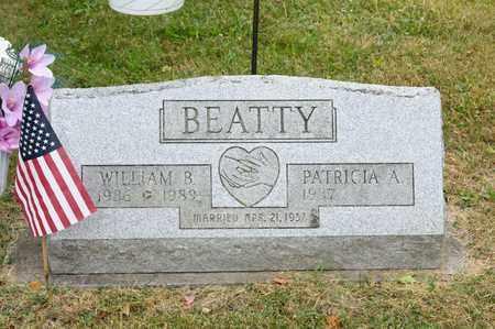 BEATTY, WILLIAM B - Richland County, Ohio | WILLIAM B BEATTY - Ohio Gravestone Photos