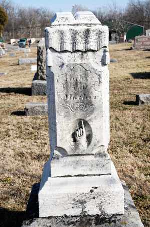 BECHTEL, ELIZABETH - Richland County, Ohio | ELIZABETH BECHTEL - Ohio Gravestone Photos