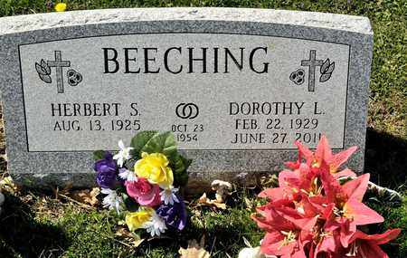 BEECHING, HERBERT S - Richland County, Ohio | HERBERT S BEECHING - Ohio Gravestone Photos