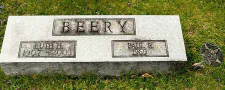 BEERY, RUTH H - Richland County, Ohio | RUTH H BEERY - Ohio Gravestone Photos