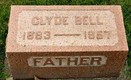 BELL, CLYDE - Richland County, Ohio | CLYDE BELL - Ohio Gravestone Photos