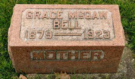 BELL, GRACE - Richland County, Ohio | GRACE BELL - Ohio Gravestone Photos