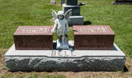BELL, MARTHA E - Richland County, Ohio   MARTHA E BELL - Ohio Gravestone Photos
