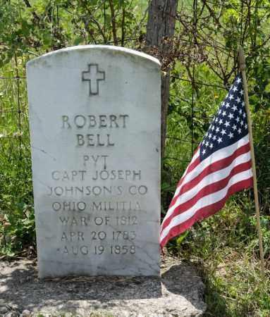 BELL, ROBERT - Richland County, Ohio | ROBERT BELL - Ohio Gravestone Photos