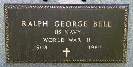 BELL, RALPH GEORGE - Richland County, Ohio | RALPH GEORGE BELL - Ohio Gravestone Photos