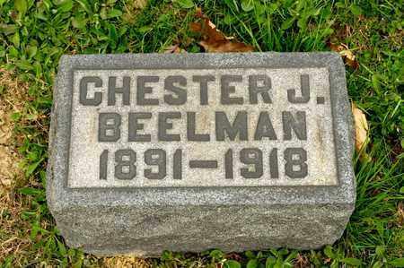 BELLMAN, CHESTER J - Richland County, Ohio | CHESTER J BELLMAN - Ohio Gravestone Photos
