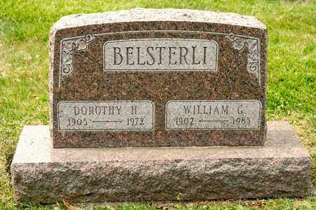 BELSTERLI, DOROTHY H - Richland County, Ohio | DOROTHY H BELSTERLI - Ohio Gravestone Photos