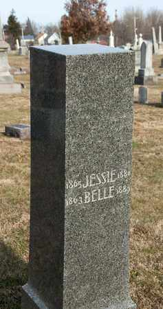 BERGSTRESSER, JESSIE - Richland County, Ohio   JESSIE BERGSTRESSER - Ohio Gravestone Photos