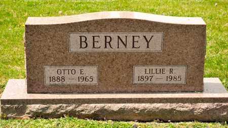 BERNEY, LILLIE R - Richland County, Ohio   LILLIE R BERNEY - Ohio Gravestone Photos