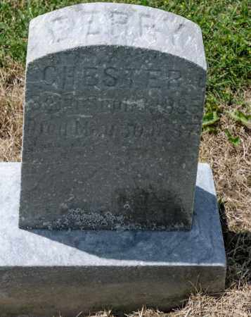 BERRY, CHESTER - Richland County, Ohio | CHESTER BERRY - Ohio Gravestone Photos