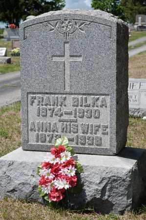 BILKA, ANNA - Richland County, Ohio   ANNA BILKA - Ohio Gravestone Photos