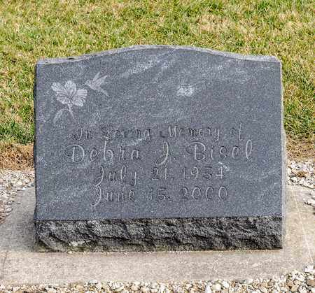 BISEL, DEBRA J - Richland County, Ohio | DEBRA J BISEL - Ohio Gravestone Photos