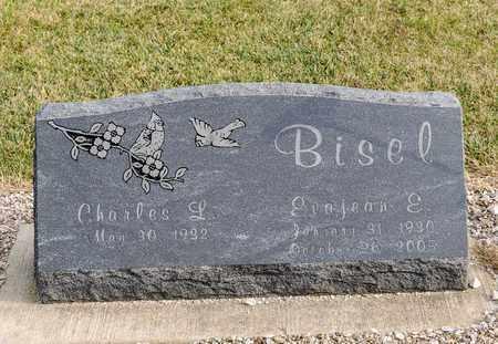BISEL, EVAJEAN E - Richland County, Ohio   EVAJEAN E BISEL - Ohio Gravestone Photos