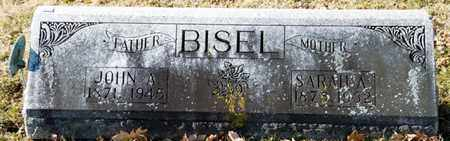 BISEL, JOHN A - Richland County, Ohio | JOHN A BISEL - Ohio Gravestone Photos