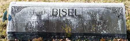 BISEL, SARAH A - Richland County, Ohio | SARAH A BISEL - Ohio Gravestone Photos