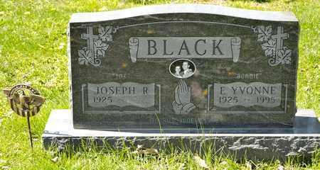 BLACK, JOSEPH R - Richland County, Ohio | JOSEPH R BLACK - Ohio Gravestone Photos