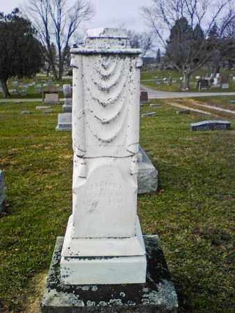 BLACKMAN, CLARINDA - Richland County, Ohio | CLARINDA BLACKMAN - Ohio Gravestone Photos