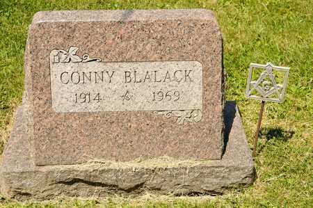 BLALACK, CONNY - Richland County, Ohio | CONNY BLALACK - Ohio Gravestone Photos