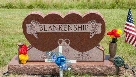BLANKENSHIP, C WAYNE - Richland County, Ohio | C WAYNE BLANKENSHIP - Ohio Gravestone Photos