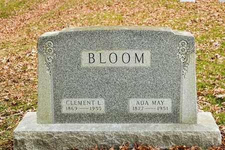 BLOOM, ADA MAY - Richland County, Ohio | ADA MAY BLOOM - Ohio Gravestone Photos