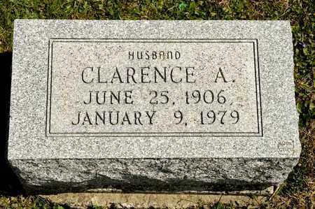 BLY, CLARENCE A - Richland County, Ohio | CLARENCE A BLY - Ohio Gravestone Photos
