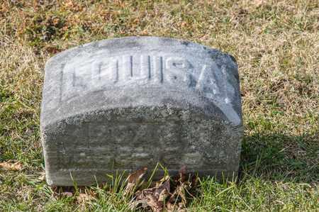 BOALS, LOUISA - Richland County, Ohio   LOUISA BOALS - Ohio Gravestone Photos